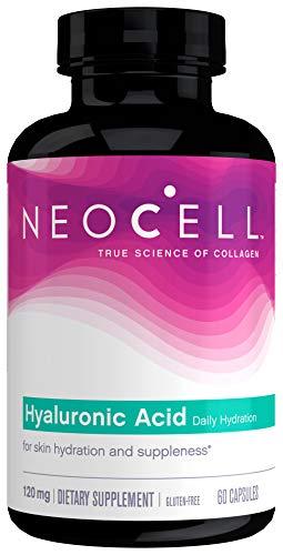 NeoCell Hyaluronsäure, 120mg doppelte Stärke - 60 Kapseln