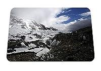 26cmx21cm マウスパッド (ネパール地震ネパール山霧2015) パターンカスタムの マウスパッド