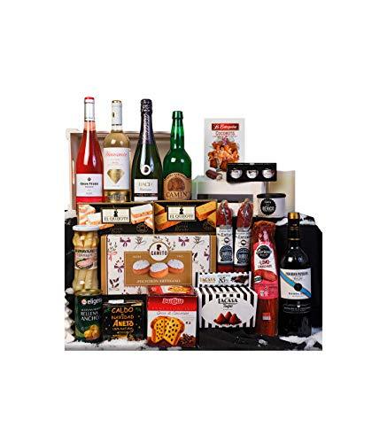Cestas de navidad Gourmet Gran selección Lote 3