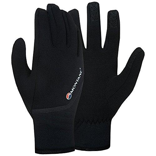 Montane Handschuhe Powerstretch Pro, Black, S