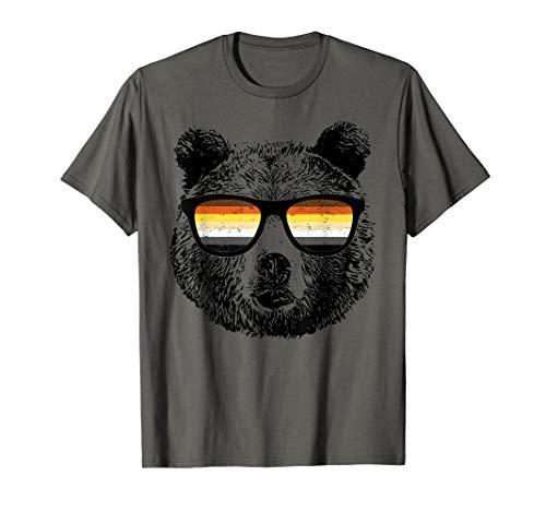 Gay Bär mit Sonnenbrille TShirt
