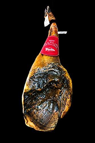 PALETA DE CEBO IBÉRICA (5,4 kg.) Sabor exquisito y delicado, con un aroma destacado que se prolonga en el paladar. - GEN IBÉRICO