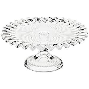 """[Canaly]キャナリー Cake stand """"Pleats Plate"""" ケーキスタンド S315-75"""