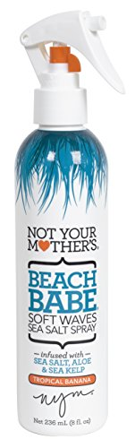 Not Your Mothers Beach Babe Soft Waves Sea Salt Spray 8oz by Not Your Mother's