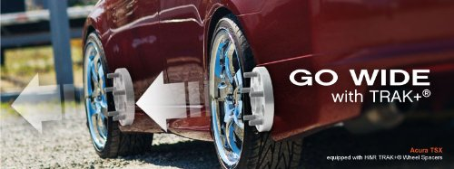 H&R 4065640 DRM TRAK+ Wheel Spacer - Pair