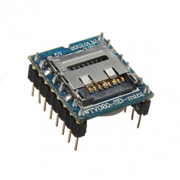 KYZ KUV wtv020-sd-16p U-Disk Audio Player SD-Card MP3Voice Module