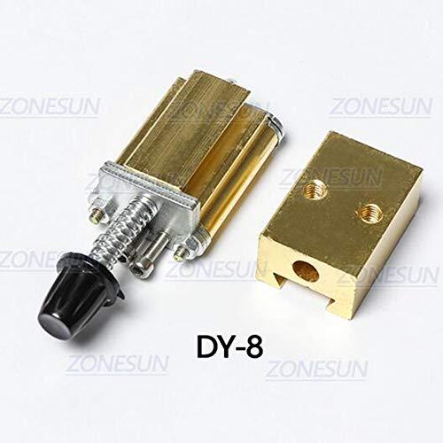 Titular del molde de la cinta de la impresora DY8 número y...