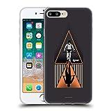 Head Case Designs Oficial A Clockwork Orange Walking Graphics Carcasa de Gel de Silicona Compatible con Apple iPhone 7 Plus/iPhone 8 Plus
