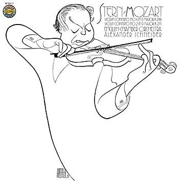 Mozart: Violin Concertos Nos. 2 & 4