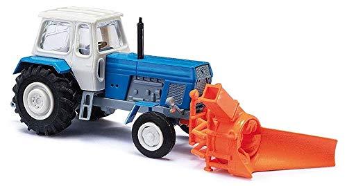 Busch 8697 Traktor mit Schneefräse TT