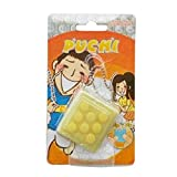 Alician Electronic Bubble Squeeze Wrap Keychain Novelty Toy Stress Relief Toy Yellow