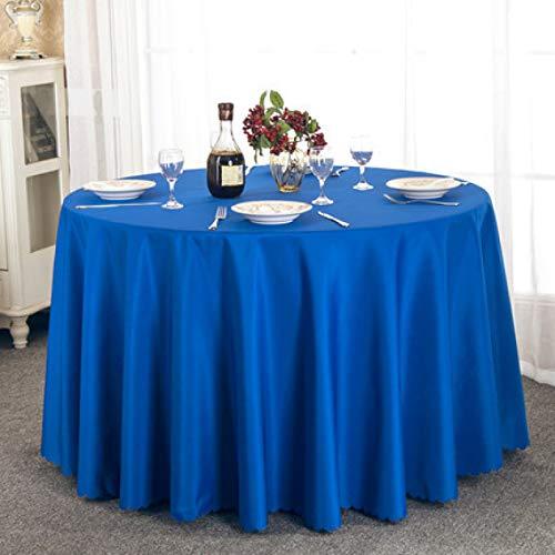 xiaopang Mantel rojo borla poliéster cubierta de mesa a cuadros cuadrado 1.8m