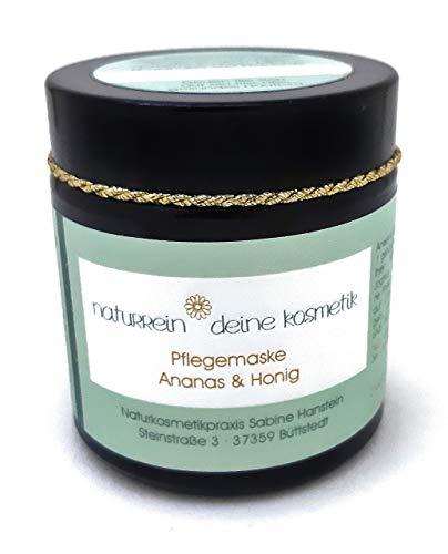 Pflegemaske Ananas & Honig