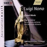 Nono - Choral Works (2001-07-23)
