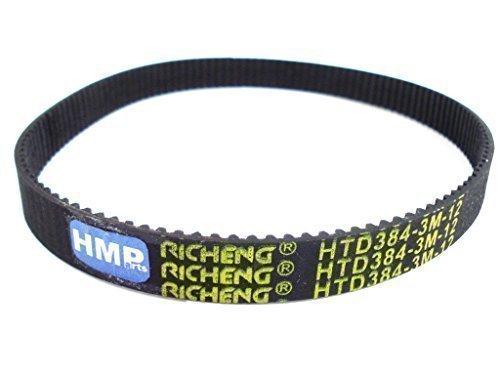 HMParts Keilriemen/Zahnriemen RICHENG HTD 384-3M-12 - E-Scooter