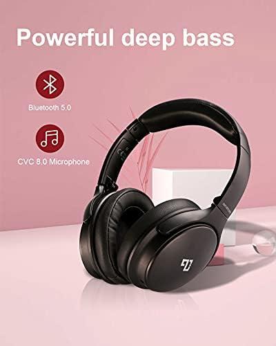 INFURTURE, Wireless Headphones with Microphone