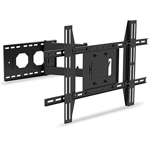 Soporte de Soporte de Soporte de Montaje en Pared de TV de Movimiento Completo 32 '' - 70 '' LCD LED TV Pantalla TV Stronger Smerce Soporte Grande Carga de hasta 80 kg (Color : WMX004)