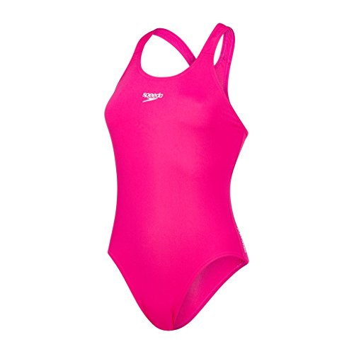 Speedo Damen Swimwear Essential Endurance Medalist, Electric Pink, 46, 8-00726B495