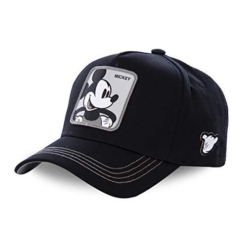 Capslab Cap Mickey Schwarz, Size:ONE Size