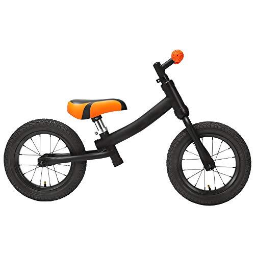 JIEXIAO Equilibrio de Coches para niños sin pie Moto Scooter de Dos Ruedas de la Bicicleta al Aire Libre Deportes de la Fuerza de Balance Ejercicio Deportes de la Ilustración