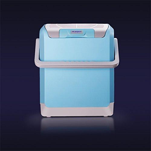 14L 12V DC 220V AC refrigerazione Riscaldamento frigorifero Mini Piccola casa mini Auto a duplice uso Il frigorifero Frigorifero Il frigorifero Dimensioni esterne: 38,2 * 25,1 * 42,3 cm Dimensioni int