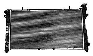 05 dodge caravan radiator - 4
