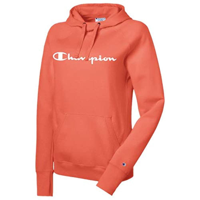 (チャンピオン)Champion Graphic Fleece Pullover Hoodie レディース パーカー?トレーナー [並行輸入品]
