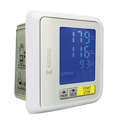 Bluetooth bloeddrukmeter pols