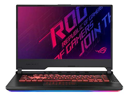 ASUS ROG Strix GL531GT-BQ269T-BE Zwart Notebook 39,6 cm (15.6