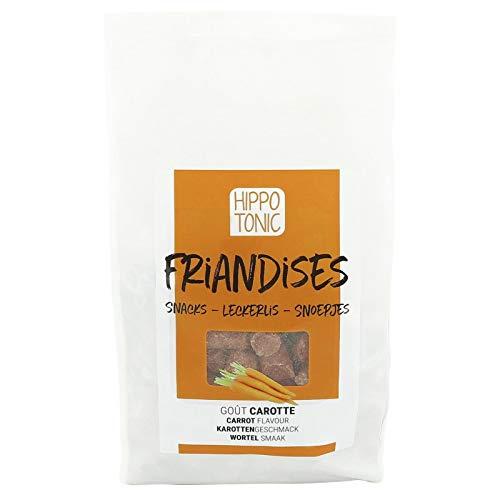 Hippo-Tonic - Bonbons pour Chevaux goût Carotte - Orange, 1kg