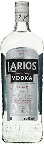 Larios Wodka Triple Distilled (1 x 1 l)