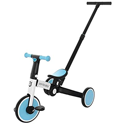 Amazon - Save 80%: 5 in 1 Toddler Bike W/Pushers for 1-5 Years Old Kids, Toddler Tricycle…