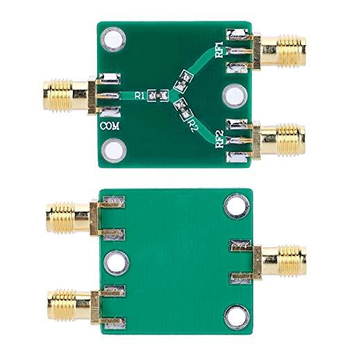 Divisor de potencia de 2 vías Divisor coaxial de 2 vías Divisor de potencia de resistencia Divisor de potencia RF Divisor de potencia de microondas Suministros eléctricos industriales