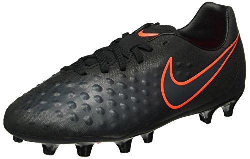 Nike Unisex Jr Magista Opus II FG Fußballschuhe, Negro Black Black, 38.5 EU