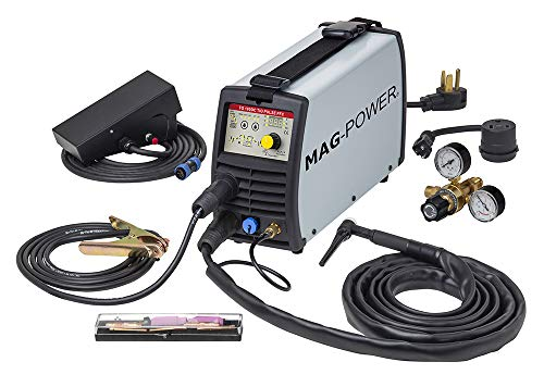 TIG Welder 180 Amp DC Inverter MAG-Power (115-230VAC)