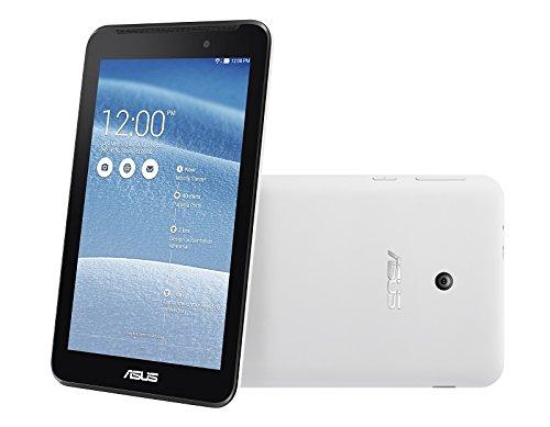 『ASUS ME170Cシリーズ タブレットPC ホワイト ( Android 4.3 / 7inch / Intel Atom Z2520 Dual Core / eMMC 8G ) ME170C-WH08』の1枚目の画像