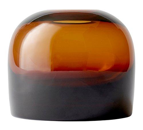 Menu Troll Vase M, Bernstein H 12cm, Ø 14cm