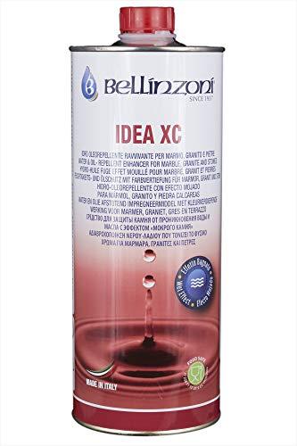 Bellinzoni Idea XC Idro Oleorepellente, Effetto Bagnato per Marmo e Granito