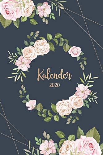 Kalender 2020: Wochenplaner, Taschenkalender und Terminplaner 2020 - Terminkalender 2020 zum planen, organisieren und notieren