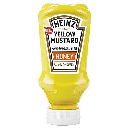 Heinz Giallo Senape Miele 220Ml