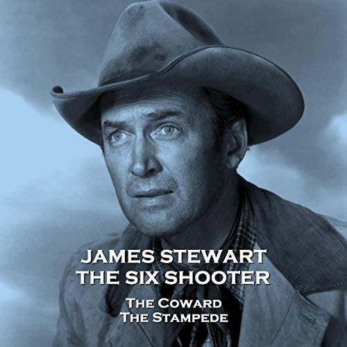 The Six Shooter - Volume 2 audiobook cover art