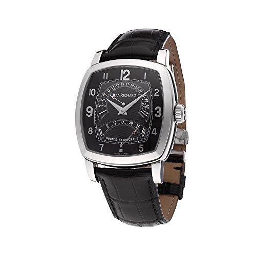 Daniel JeanRichard 23116-11-60A-AA6D - Orologio da polso, colore: nero
