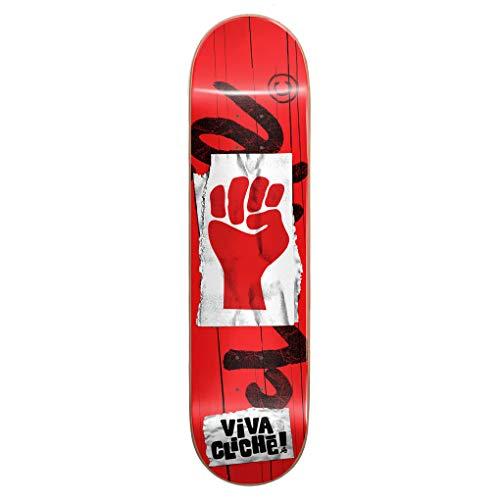 Cliché Skateboard Deck Viva RHM 8.375