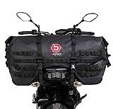 Motorrad Hecktasche SX70 für Harley Davidson Softail Fat Bob / 114 / Low Rider/S/Slim, Sportster Forty-Eight 48 / Special, Street 750