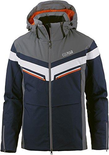 Colmar Herren GOLDEN Eagle SKI Jacket Jacke, Blue Black, 52