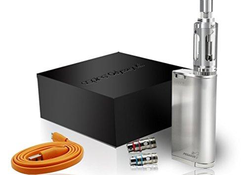 Aspire Odyssey Kit con Pegasus 70W Box mod e Aspire Triton Tank Colore Cromato Prodotto Senza Nicotina