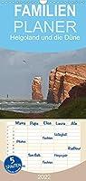 Helgoland und die Duene - Familienplaner hoch (Wandkalender 2022 , 21 cm x 45 cm, hoch): Helgoland und die Duene (Monatskalender, 14 Seiten )