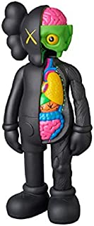 Kaws Companion Black Flayed Open Edition 2016 Art Toy Figure