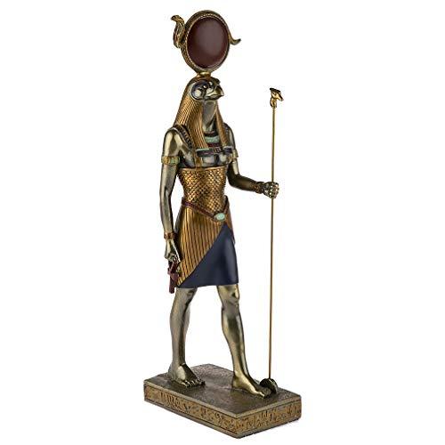 La statuette du dieu Râ pour fan de l'Égypte Antique