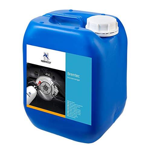 Normfest Bremsenreiniger Reiniger Entfetter 5L Fass Cleaner Bremtec Kanister